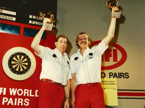 With John Lowe winning the World Pairs, 1986